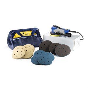 "EKAPRO 5"" Central Vacuum Sanding Kit"