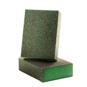 Uneesponge 1 in. Eco-Green - 5 Pack