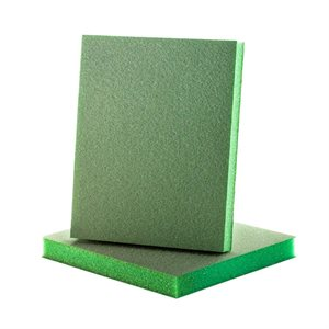 Uneesponge 1 / 2 in. Eco-Green