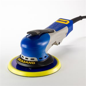 Ekasand E-Series 6 Inch Machine - Non Vacuum - Hook Face - 3 / 16 Orbit
