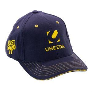 Uneeda Logo Cap- Navy Blue