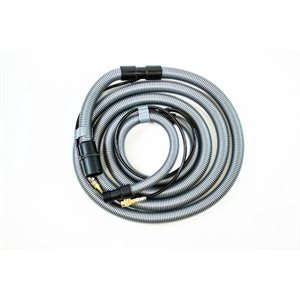 EKASAND 15' Anti-static Hose with Integrated Airline